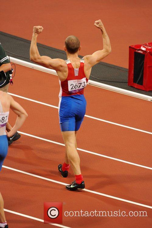 London 2012 Paralympic Games - Men's 400m T13...
