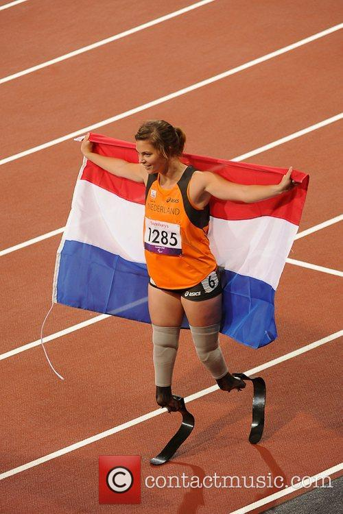 London 2012 Paralympic Games - Women's 100m T44...