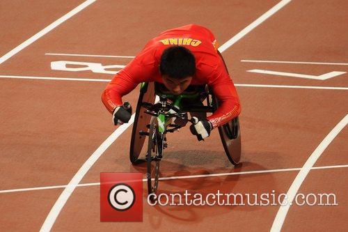 London 2012 Paralympic Games - Men's 400m T53...
