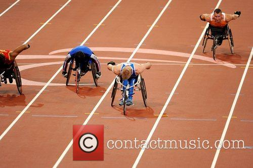 London 2012 Paralympic Games - Men's 100m T54...