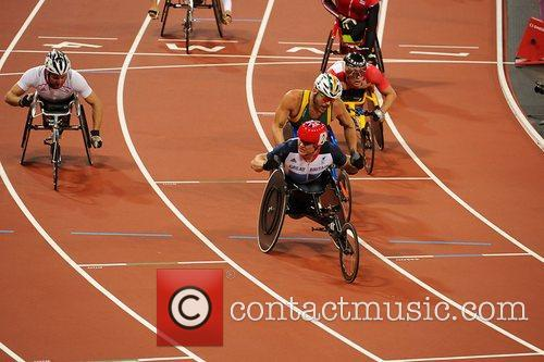 London 2012 Paralympic Games - Men's 5000m T54...