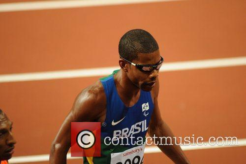 Odair Santos (BRA) wins Gold at the London...