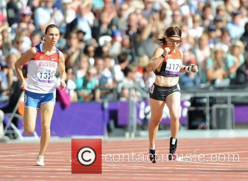 London 2012 Paralympic Games - Track Events -...
