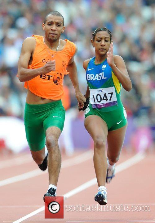 Alice de Oliveira Correa (BRA) London 2012 Paralympic...