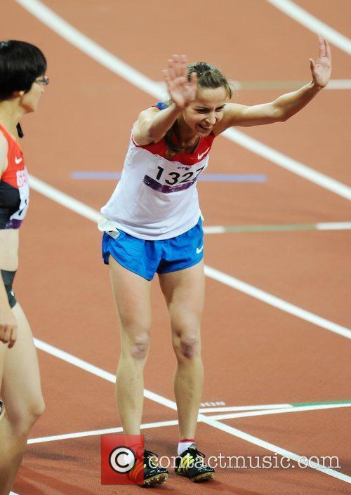 Elena Ivanova (RUS) London 2012 Paralympic Games -...