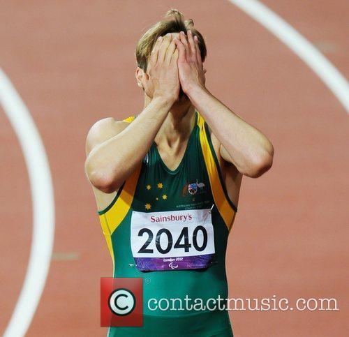 Evan O'Hanlon (AUS) London 2012 Paralympic Games -...