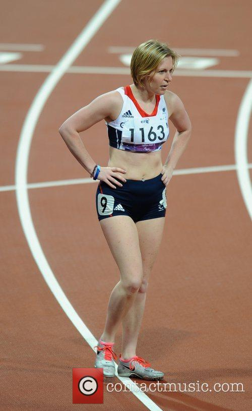 Hollie Arnold (GBR)  London 2012 Paralympic Games...