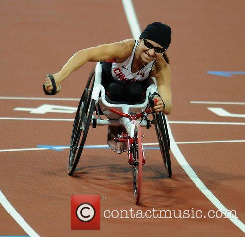 Michelle Stillwell London 2012 Paralympic Games - Women's...