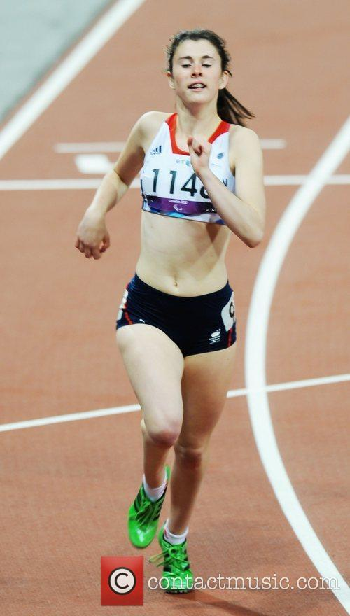 Olivia Breen (GBR)  London 2012 Paralympic Games...