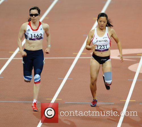 Stef Reid (GBR) London 2012 Paralympic Games -...
