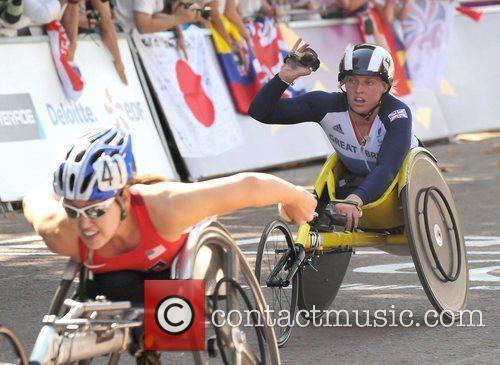 London 2012 Paralympic Games - Women's Marathon T54...