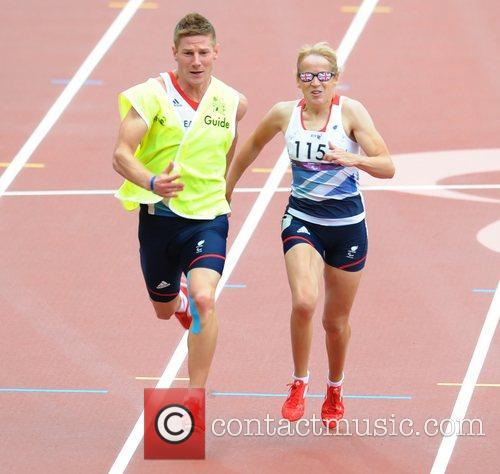 London 2012 Paralympic Games - Women's 200m T11...