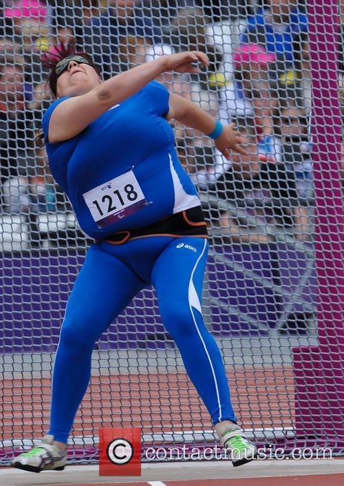 Assunta Legante (ITA) London 2012 Paralympic Games -...