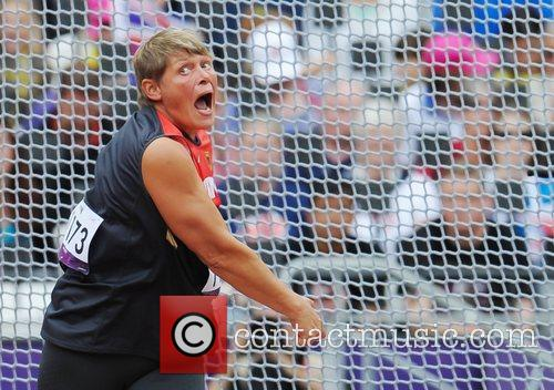 Sienna Christen (GER) London 2012 Paralympic Games -...