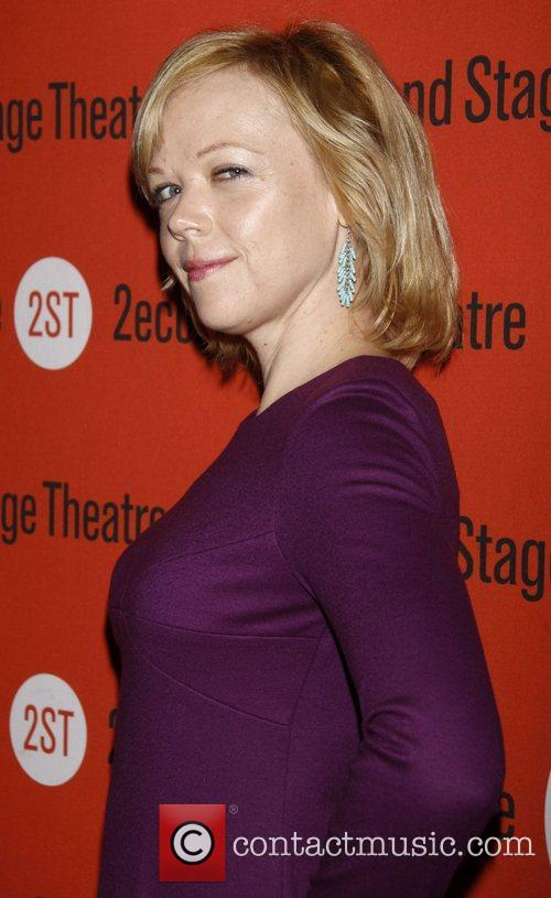 Emily Bergl Opening night after party of the...