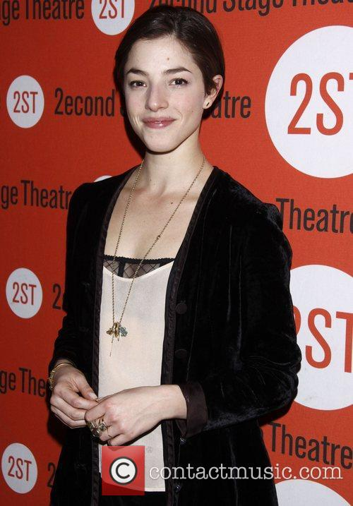 Olivia Thirlby Opening night after party of the...