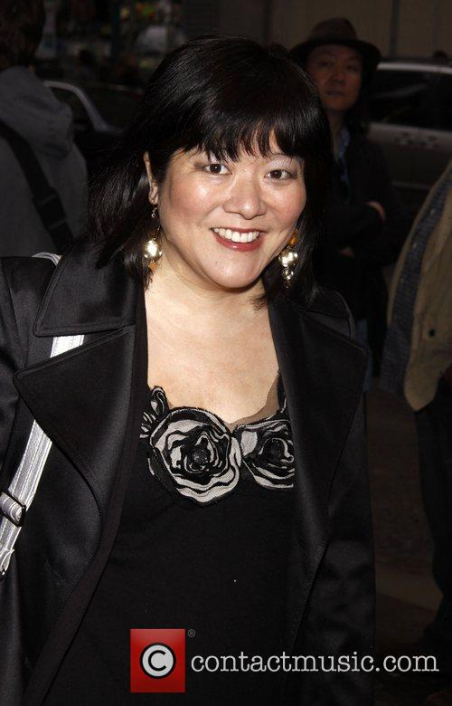 Ann Harada  Opening night of the Off-Broadway...