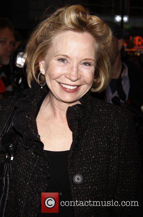 Debra Jo Rupp Opening night of the Off-Broadway...