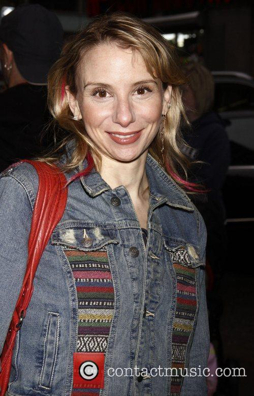 Sarah Saltzberg  Opening night of the Off-Broadway...