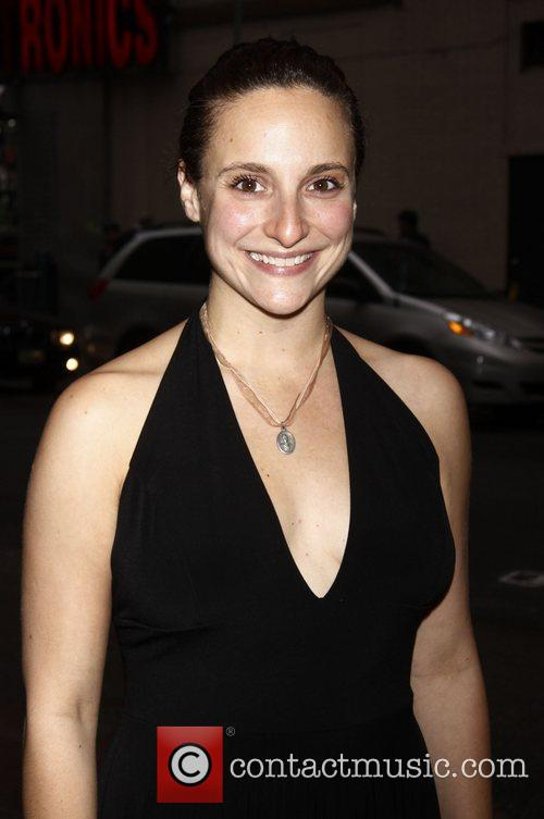 Tracee Chimo  Opening night of the Off-Broadway...