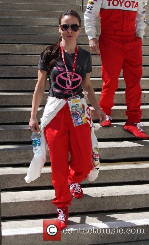 Kate del Castillo The 36th Annual Toyota Pro/Celebrity...