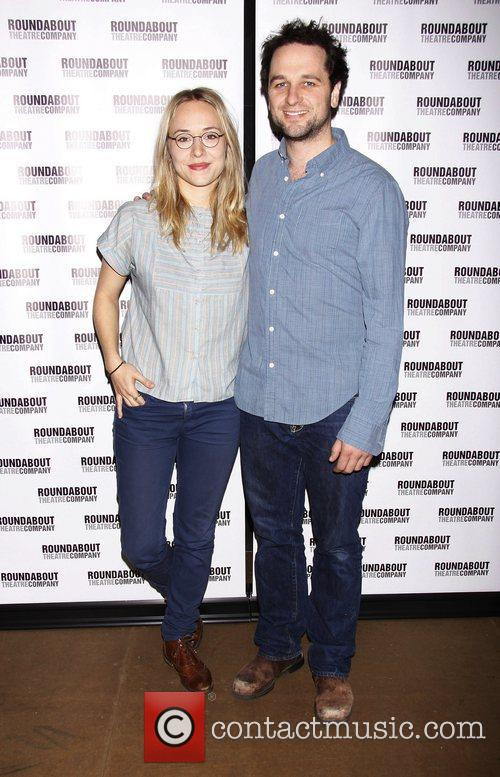 Charlotte Parry and Matthew Rhys Photocall for the...