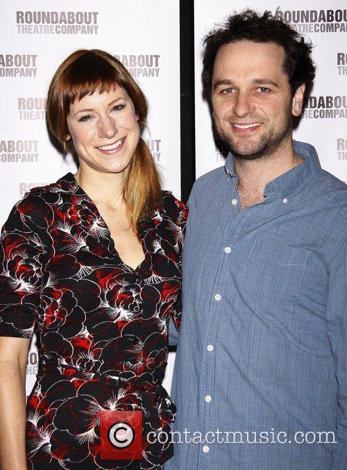 Sarah Goldberg and Matthew Rhys Photocall for the...