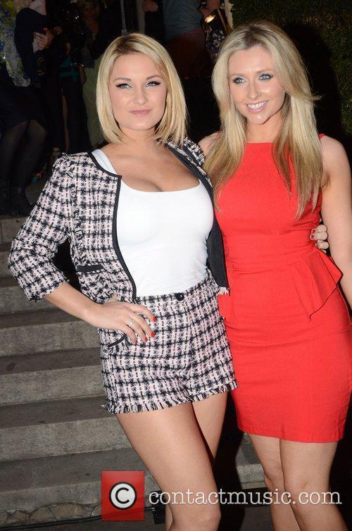 Gemma Merna and Sam Faiers aka Samantha Faiers...