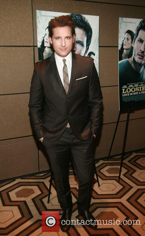 Peter Facinelli  attending a special screening of...