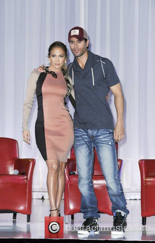 Jennifer Lopez, Enrique Iglesias Yandel, Jennifer Lopez and...