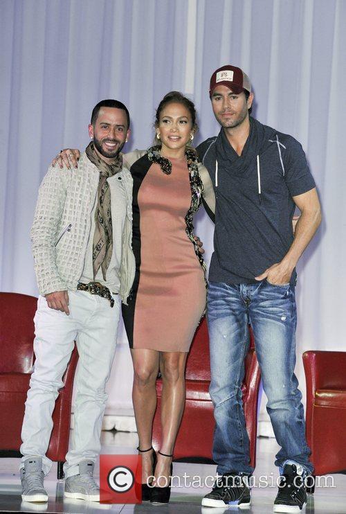 Wisin Y Yandel, Jennifer Lopez, Enrique Iglesias Yandel,...