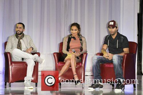 Jennifer Lopez and Enrique Iglesias 5