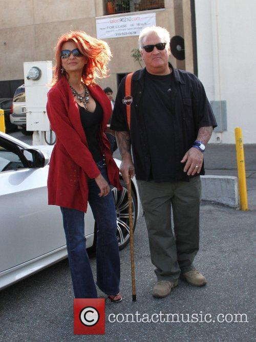 Joey Buttafuco  out and about in Beverly...
