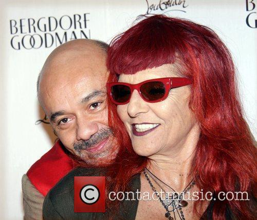 Christian Louboutin and Patricia Field 1