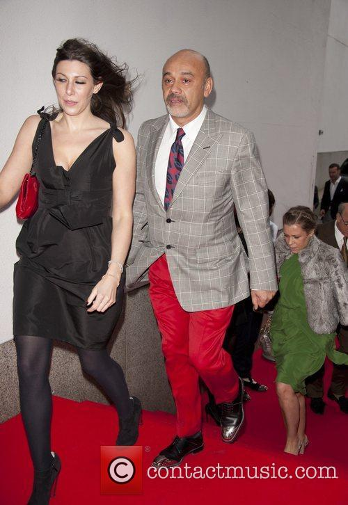 Christian Louboutin Private reception to celebrate the opening...