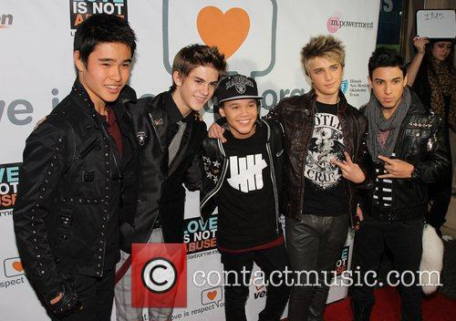 IM-5 Loveisrespect's 'Louder Than Words' Launch Party at...