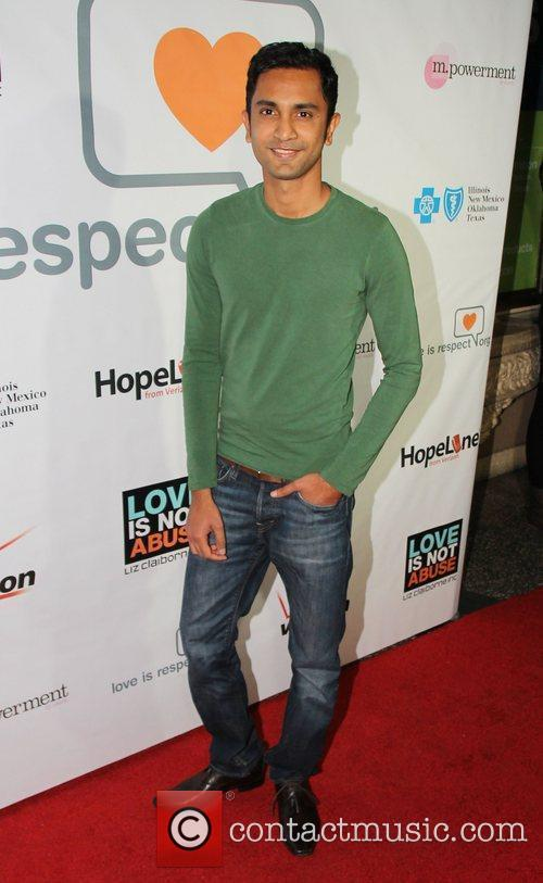 Lavrenti Lopes Loveisrespect's 'Louder Than Words' Launch Party...