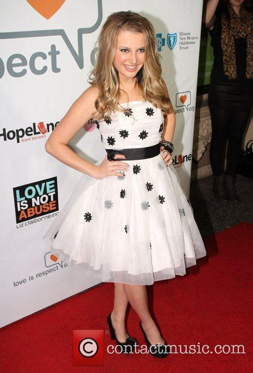 Macy Medford Loveisrespect's 'Louder Than Words' Launch Party...