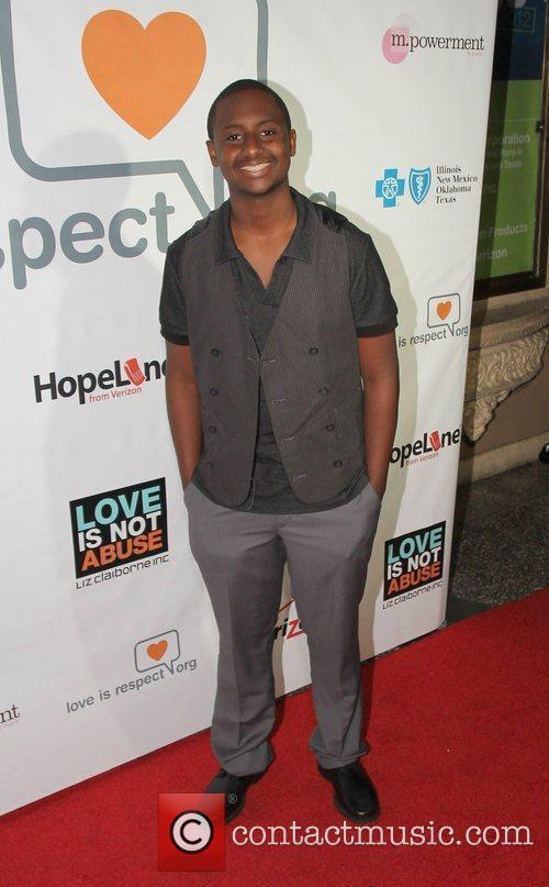 Malik Proctor Loveisrespect's 'Louder Than Words' Launch Party...