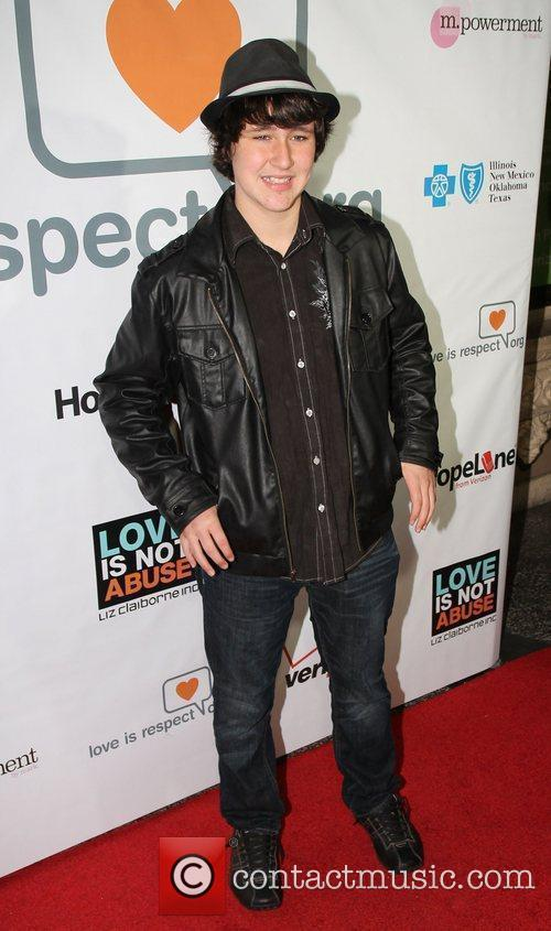 Noah Dahl Loveisrespect's 'Louder Than Words' Launch Party...