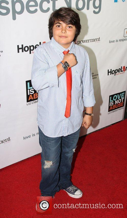 Parker Contreras Loveisrespect's 'Louder Than Words' Launch Party...