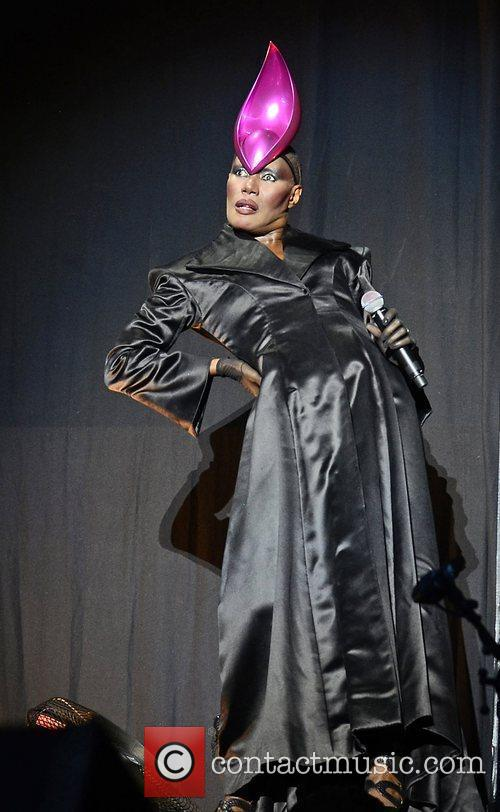 Grace Jones and Lovebox 4