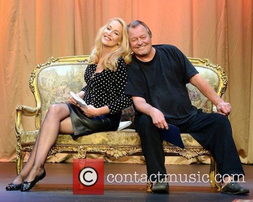 Jerry Hall and David Soul 2