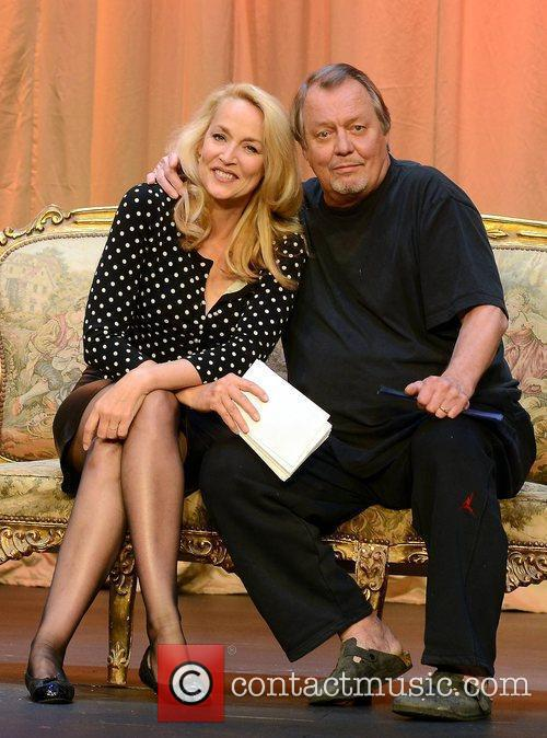Jerry Hall and David Soul 3