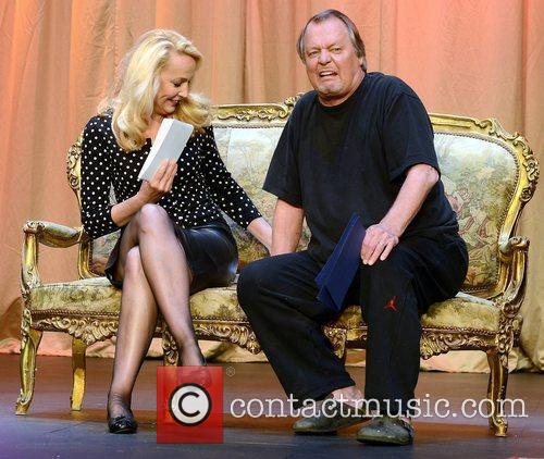 Jerry Hall and David Soul 6