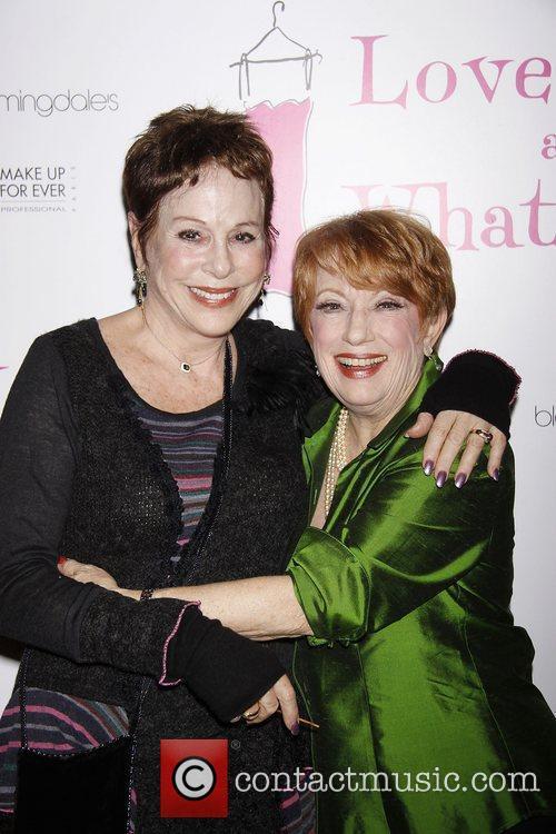 Louise Sorel and Nancy Dussault 1