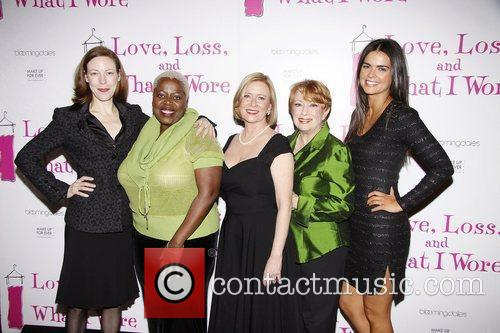 Veanne Cox, Lillias White, Eve Plumb, Nancy Dussault...
