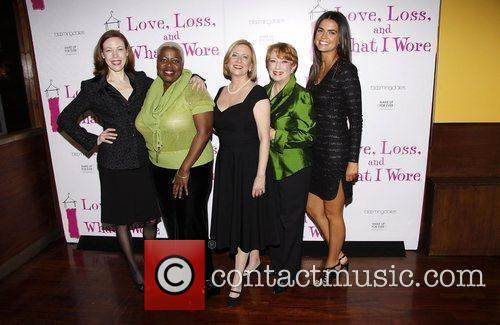 Lillias White, Eve Plumb, Katie Lee and Nancy Dussault 5