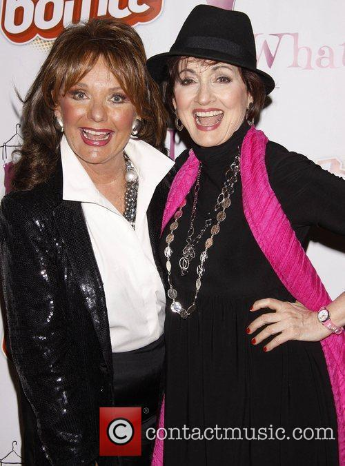Dawn Wells and Robin Strasser