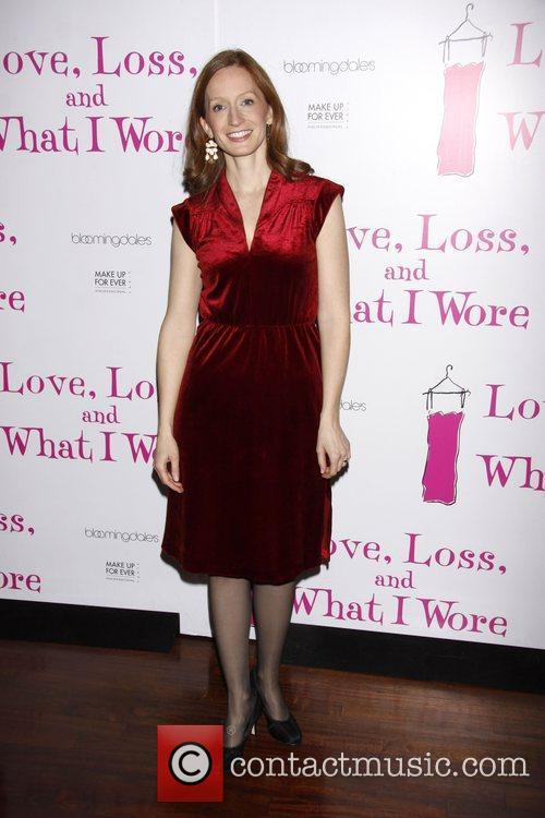 Emily Dorsch The Off-Broadway show 'Love, Loss, and...